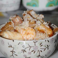 潮汕柯饭(香芋饭)