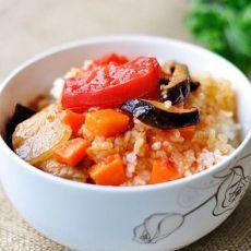 塔吉锅焖饭
