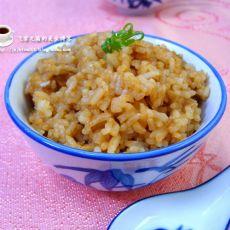 酱油炒饭--(红烧肉的味道)