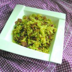 培根咖喱炒饭