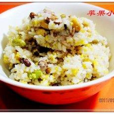 腊八杂粮米饭的做法