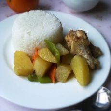 米饭套餐--儿童营养