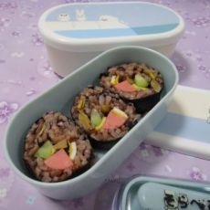 杂粮紫菜包饭