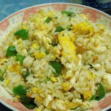 菜椒蛋炒饭