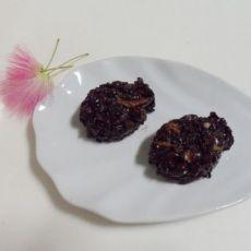 红豆黑米饭