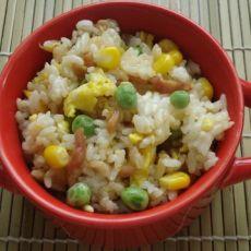 蛋炒饭――自家方法制作