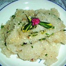 烤糯米饭团
