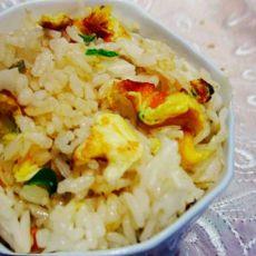 营养 美味 简单---蛋炒饭