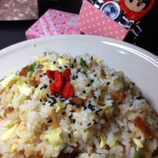 菜埔蛋炒饭――五色食物