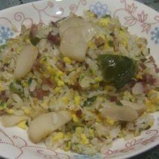 香肠蛋炒饭