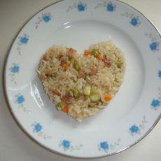 毛豆糯米饭-首发