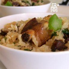 芥菜排骨饭