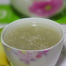 桂花米酒糊