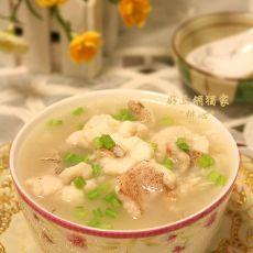 石斑鱼粥的做法
