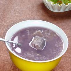 香芋紫薯粥
