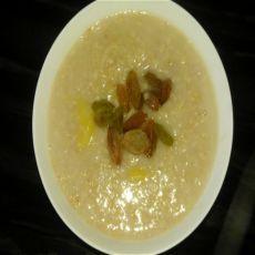 香蕉燕麦粥