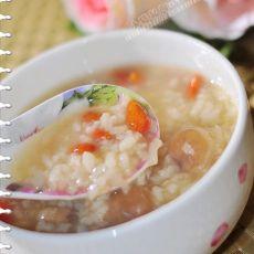 桂圆枸杞粥