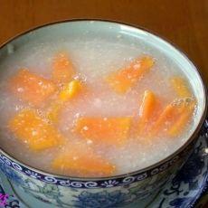 麦胚木瓜杂粮粥