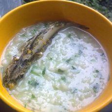 宝宝黄颡鱼菜粥