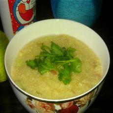 青皮西瓜小米粥的做法