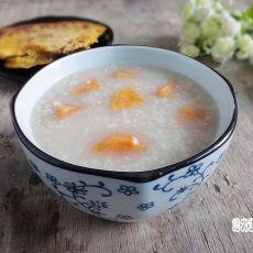 红薯燕麦粥