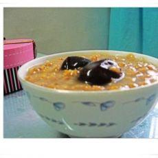 绿豆红枣糯米粥的做法