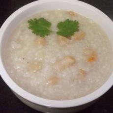 瑶柱虾米猪骨粥