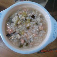 香菇牛肉粥的做法