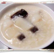 大米山药红枣粥