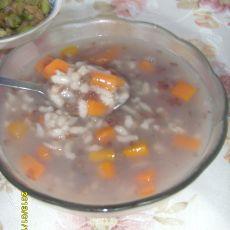 胡萝卜藕汁粥