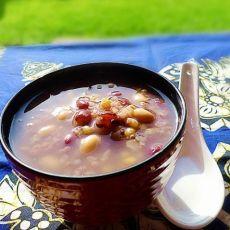健康双豆双米粥