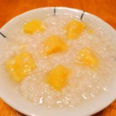 大米白薯粥