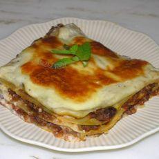 意大利肉酱千层面(原创首发)