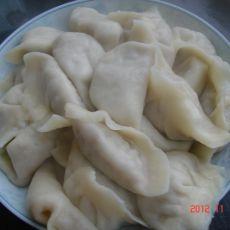 牛肉萝卜水饺