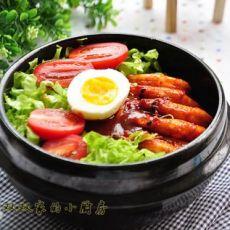 猪骨汤荞麦面