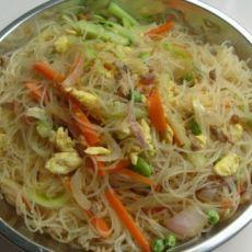 营养蔬菜米粉