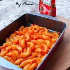 茄汁通心粉