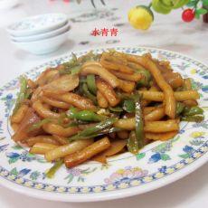 白地瓜炒粉