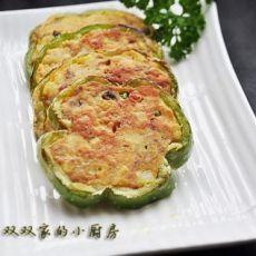 青椒土豆饼