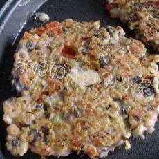 孙小菜之早餐藕饼