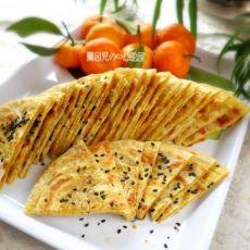 咖喱油酥芝麻饼