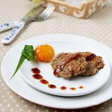 红酒煎藕饼