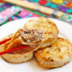 牛肉元葱馅饼烫面版的做法