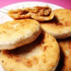 营养早餐――猪肉烧饼