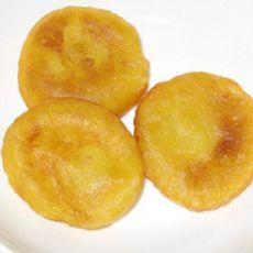 黄金地瓜饼