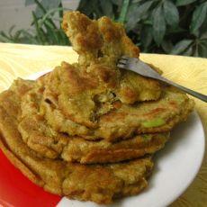 粗粮豆渣饼