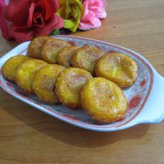 南瓜糯米小饼