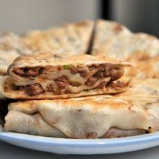 吐鲁番剁肉饼