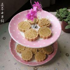 茯苓小米饼的做法