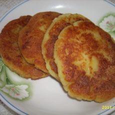 香糯土豆饼